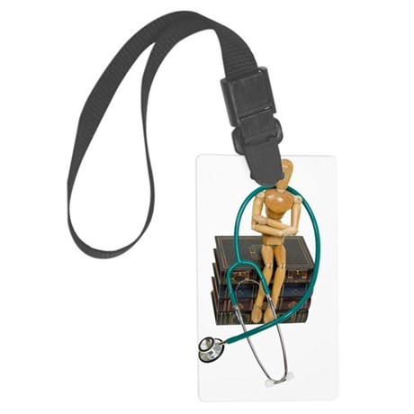 AccessMedicalInformation061809 Large Luggage Tag