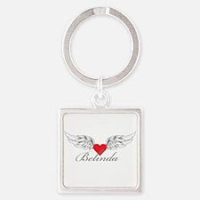 Angel Wings Belinda Keychains