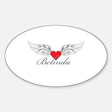 Angel Wings Belinda Decal