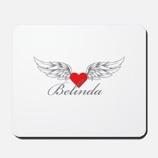 Angel Wings Belinda Mousepad