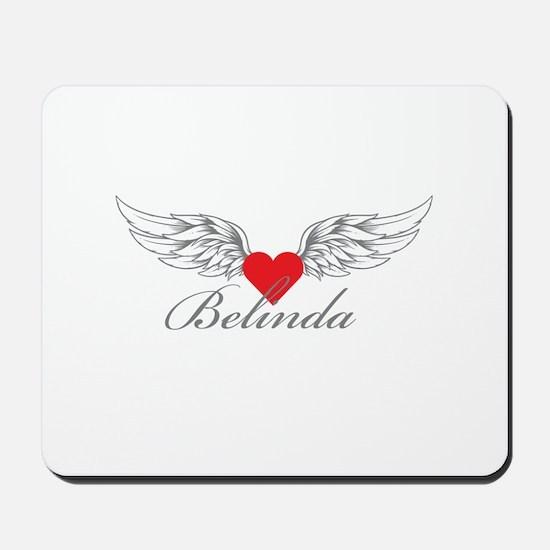 Angel Wings Belinda Mousepad