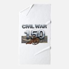 ABH Civil War Beach Towel