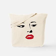 Fem Vamp Tote Bag