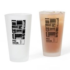 PRO DUCER Drinking Glass