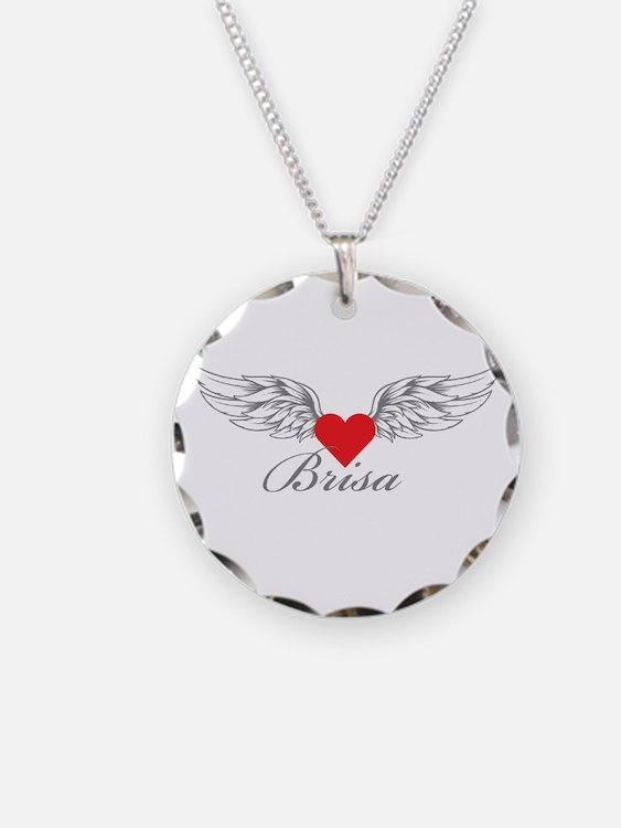 Angel Wings Brisa Necklace