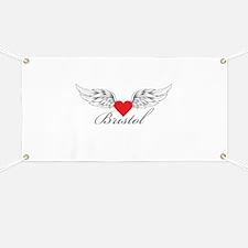 Angel Wings Bristol Banner