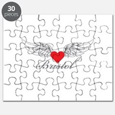 Angel Wings Bristol Puzzle