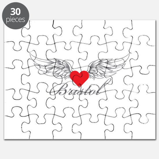 Angel Wings Bristol Puzzle