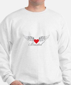 Angel Wings Bristol Sweatshirt