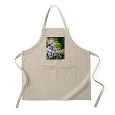 Iris Garden Apron