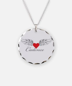 Angel Wings Cadence Necklace