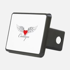 Angel Wings Caitlyn Hitch Cover