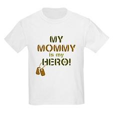 Dog Tag Hero Mommy T-Shirt