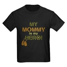 Dog Tag Hero Mommy T