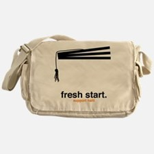 Haiti Relief - Fresh Start Messenger Bag