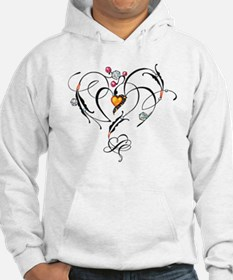 Heart of gold Jumper Hoody