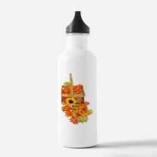 CountryFallBasket06210 Water Bottle