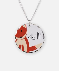 Sly Lil Fox Necklace