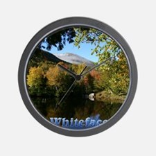 Whiteface P Mousepad T Wall Clock