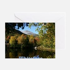 Whiteface P Mousepad T Greeting Card