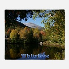 Whiteface P Mousepad T Throw Blanket