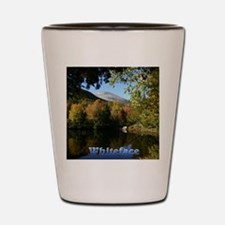 Whiteface P Mousepad T Shot Glass