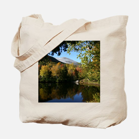 Whiteface P Mousepad Tote Bag
