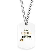 Dog Tag Hero Uncle Dog Tags