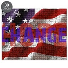 Hope Chg flag sticker Puzzle