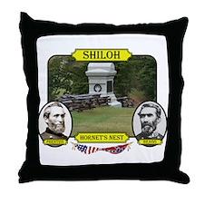 Shiloh-Hornets Nest Throw Pillow