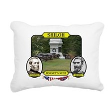 Shiloh-Hornets Nest Rectangular Canvas Pillow
