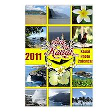 CalendarVerticalFront Postcards (Package of 8)