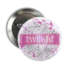 "twilight pink wreath 2 copy 2.25"" Button"