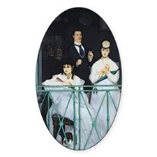 The Balcony by Edouard Manet Decal