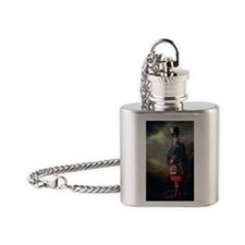 The MacNab by Sir Henry Raeburn Flask Necklace