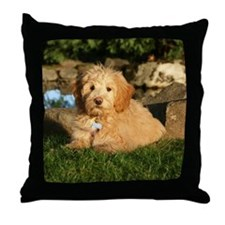wildeshots-020910 088b Throw Pillow