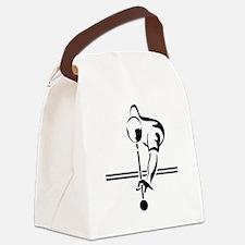 poolman 5x8_journal Canvas Lunch Bag