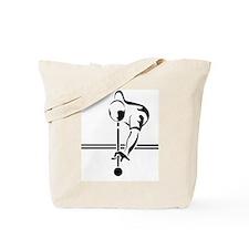 poolman 5x8_journal Tote Bag