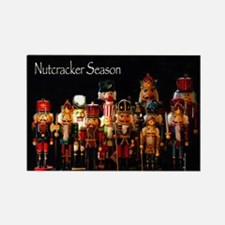 NutcrackerSeason2 Rectangle Magnet