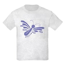 Winter Steel 'Dragonfly' Kids T-Shirt