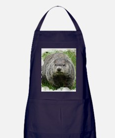 GroundHogTile Apron (dark)