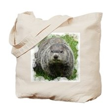GroundHogTile Tote Bag