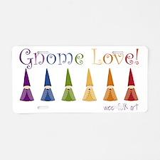 gnome-love.gif Aluminum License Plate