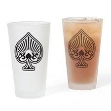 only_ace Drinking Glass