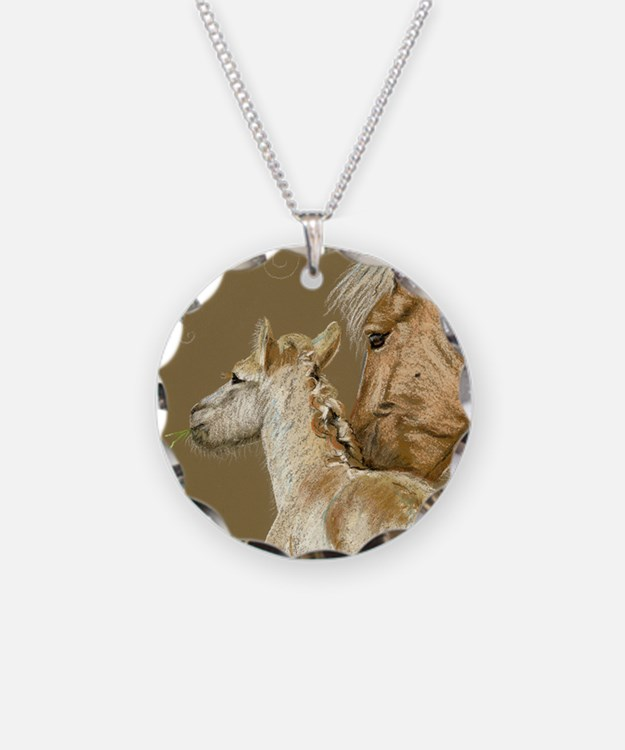 fjordfoalround Necklace