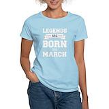 March birthday Women's Light T-Shirt