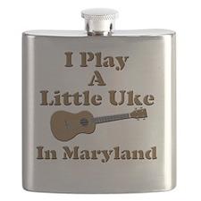Maryland Ukulele Flask