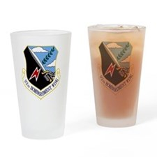 92nd Bomb Wing Drinking Glass
