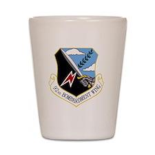 92nd Bomb Wing Shot Glass
