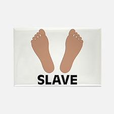 Slave Rectangle Magnet (100 pack)
